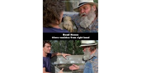 Road House (1989) movie mistake picture (ID 120725)