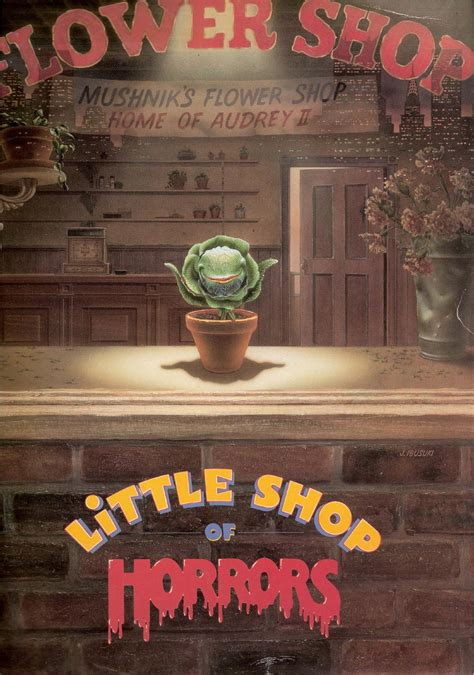 Little Shop of Horrors Press Kit by Vinnie Rattolle - Issuu