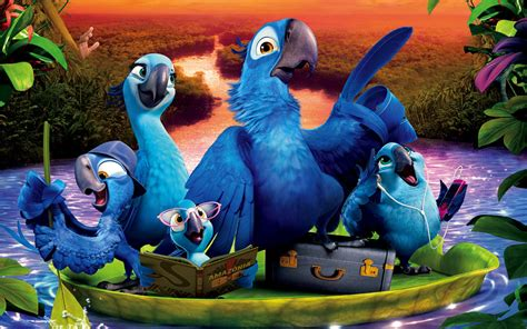 2014 Rio 2 Wallpapers   HD Wallpapers   ID #13164