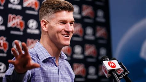 Ryan Pace Had an Interesting Retort for His Biggest Draft