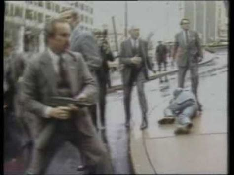 The Attempted Assassination of Ronald Reagan - YouTube