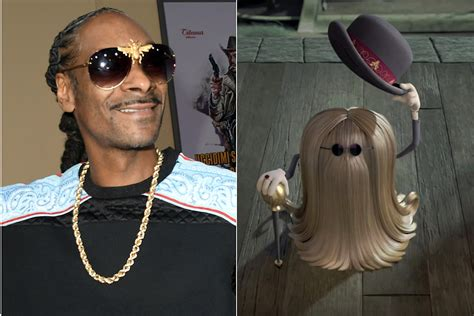 Snoop Dogg Is Cousin It in New 'The Addams Family' Movie - XXL