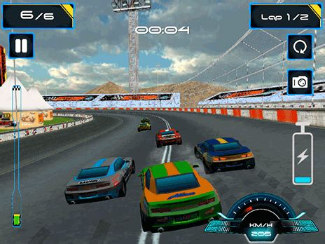 Play Y8 Racing Thunder online for Free - POG