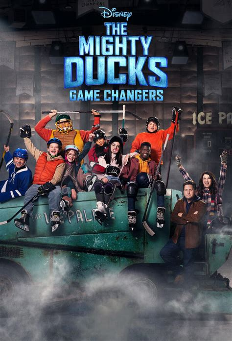The Mighty Ducks: Game Changers - Trakt