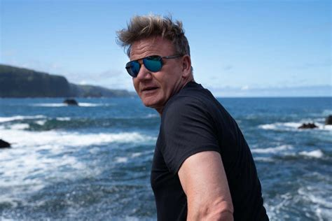 Gordon Ramsay 'Uncharted' Review: Ramsay is No Anthony