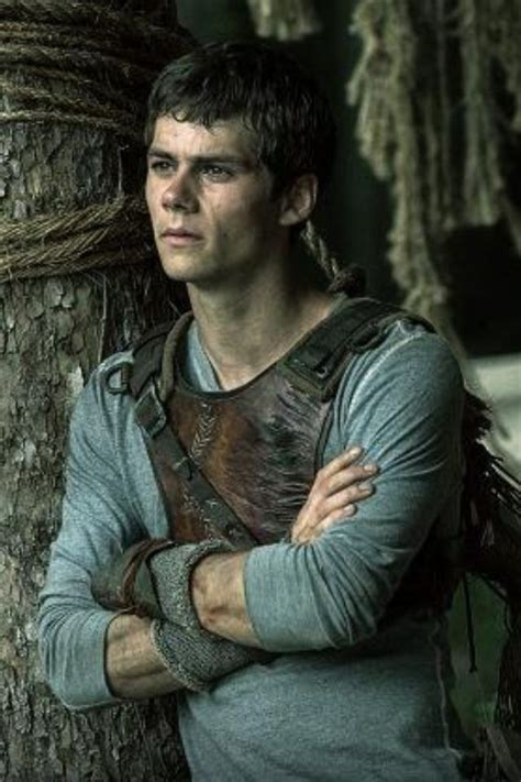 The Maze Runner Character Photos Show Thomas, Gally And