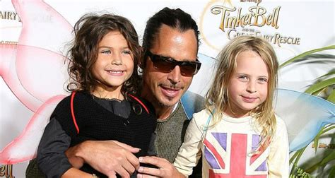 Chris Cornell's 12 -Year-Old Daughter Gives Touching
