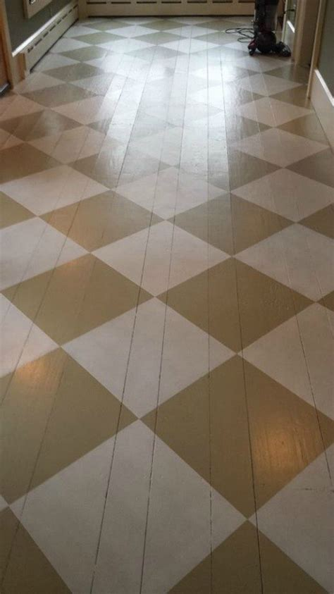 Shock Your Guests With These Shoe-String Budget Flooring
