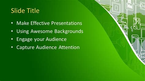 Free Globalization PowerPoint Template - Free PowerPoint