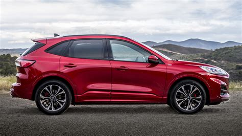 2020 Ford Kuga Hybrid ST-Line - Wallpapers and HD Images