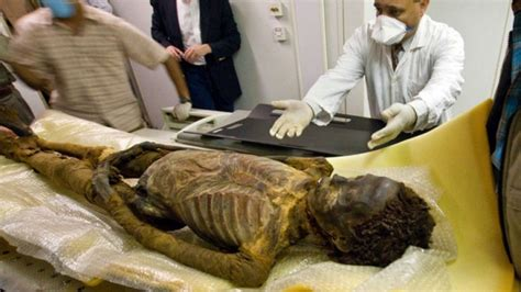 Ancient Egyptian had 1st case of heart disease   CTV News