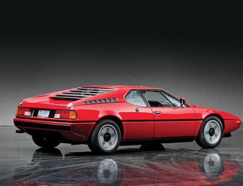 BMW M1 Up for Auction on RMAuctions