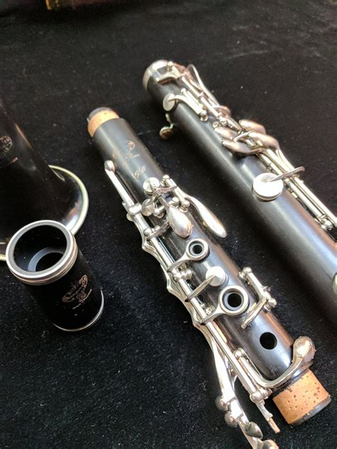 Used Buffet R13 RC Bb Clarinet – The Brass and Woodwind Gurus