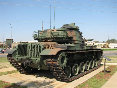 M-60 Tank | The First M60 tanks were issued to the United