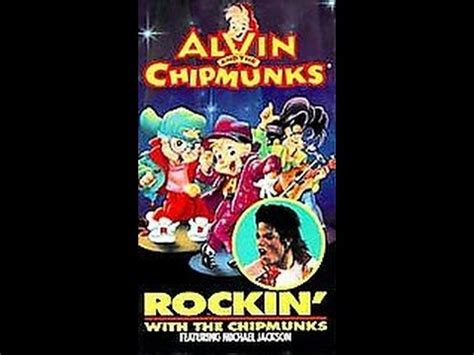 Opening To Alvin And The Chipmunks:Rockin With The