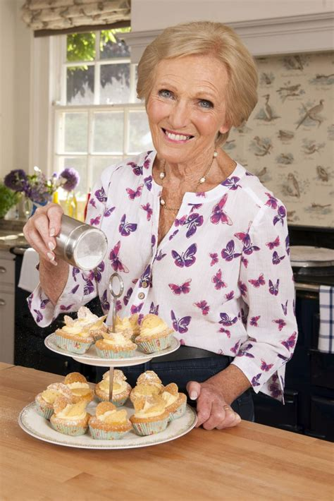 Mary Berry: 'Sometimes chefs don't give you the whole