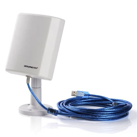Long Distance USB WiFi Antenna Indoors and Outdoors