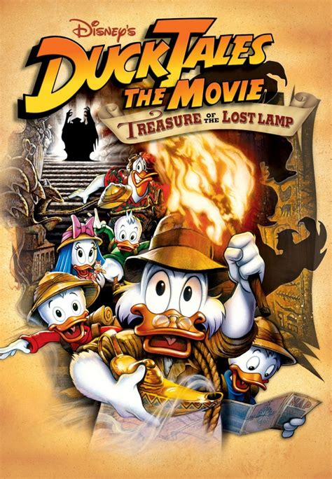 DuckTales the Movie: Treasure of the Lost Lamp (1990) (In