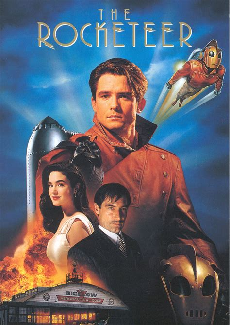 The Rocketeer (1991) | Cinemorgue Wiki | FANDOM powered by