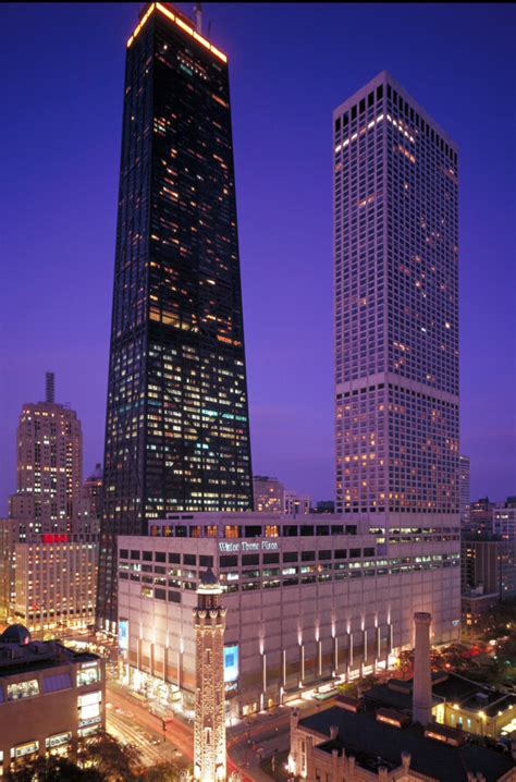 Water Tower Place - Chicago - Illinois - USA | WATG