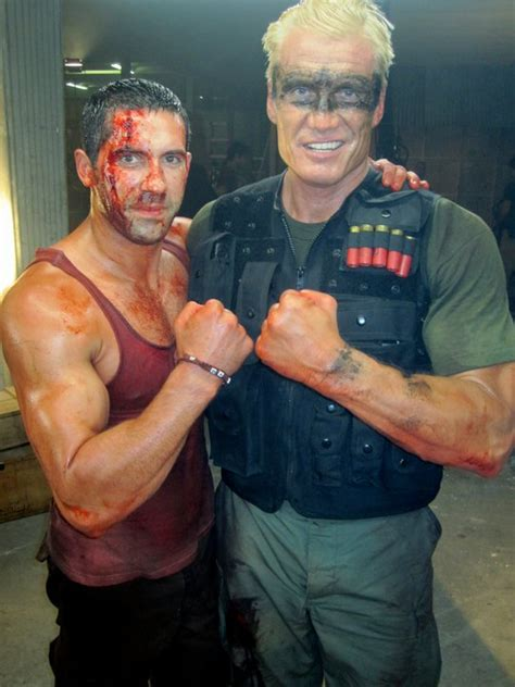 Universal Soldiers 4 Behind the Scenes Pics – Movie