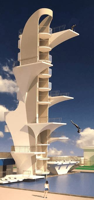 Fort Lauderdale Unveils Iconic High Diving Tower As