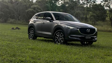 2017 Mazda CX-5 GT review   CarAdvice