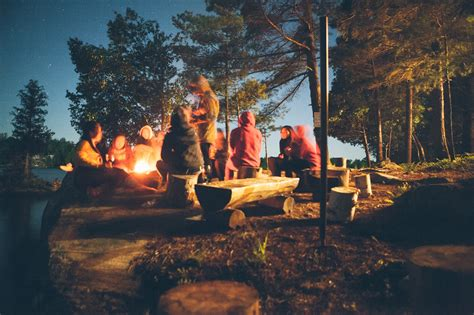 group camping - Bridge Counseling and Wellness