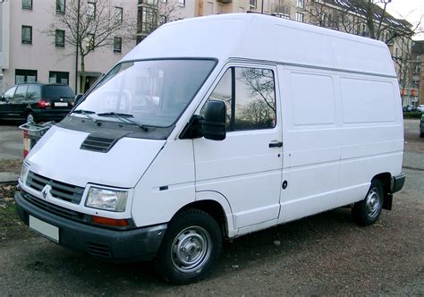 Renault Trafic - Wikiwand