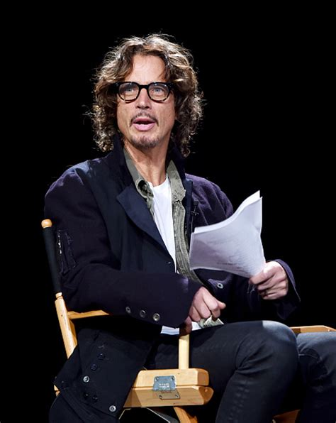Chris Cornell Stays Busy With 'Higher Truth' (Video)
