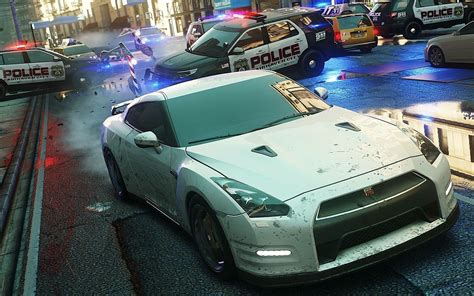 Cars in Need for Speed: Most Wanted Revealed in