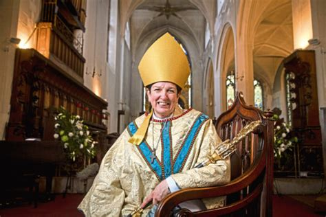 As Scotland's first female bishop, the Rt Reverend Anne