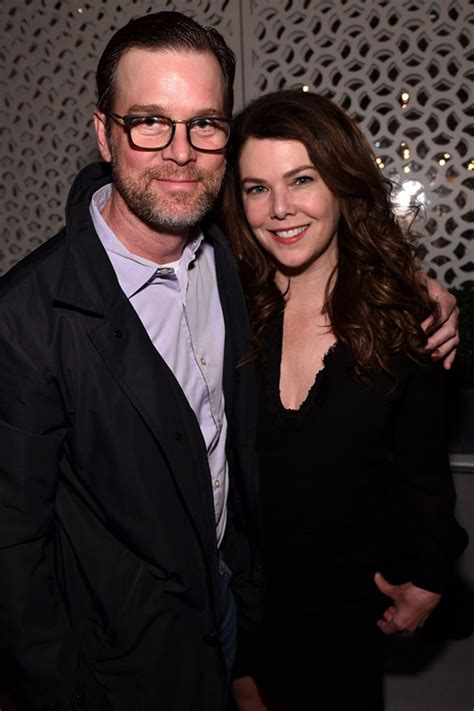 """Lauren Graham relationship with Peter Krause proves """"when"""