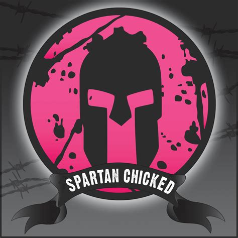 Spartan Chicked: Spartan Chicked